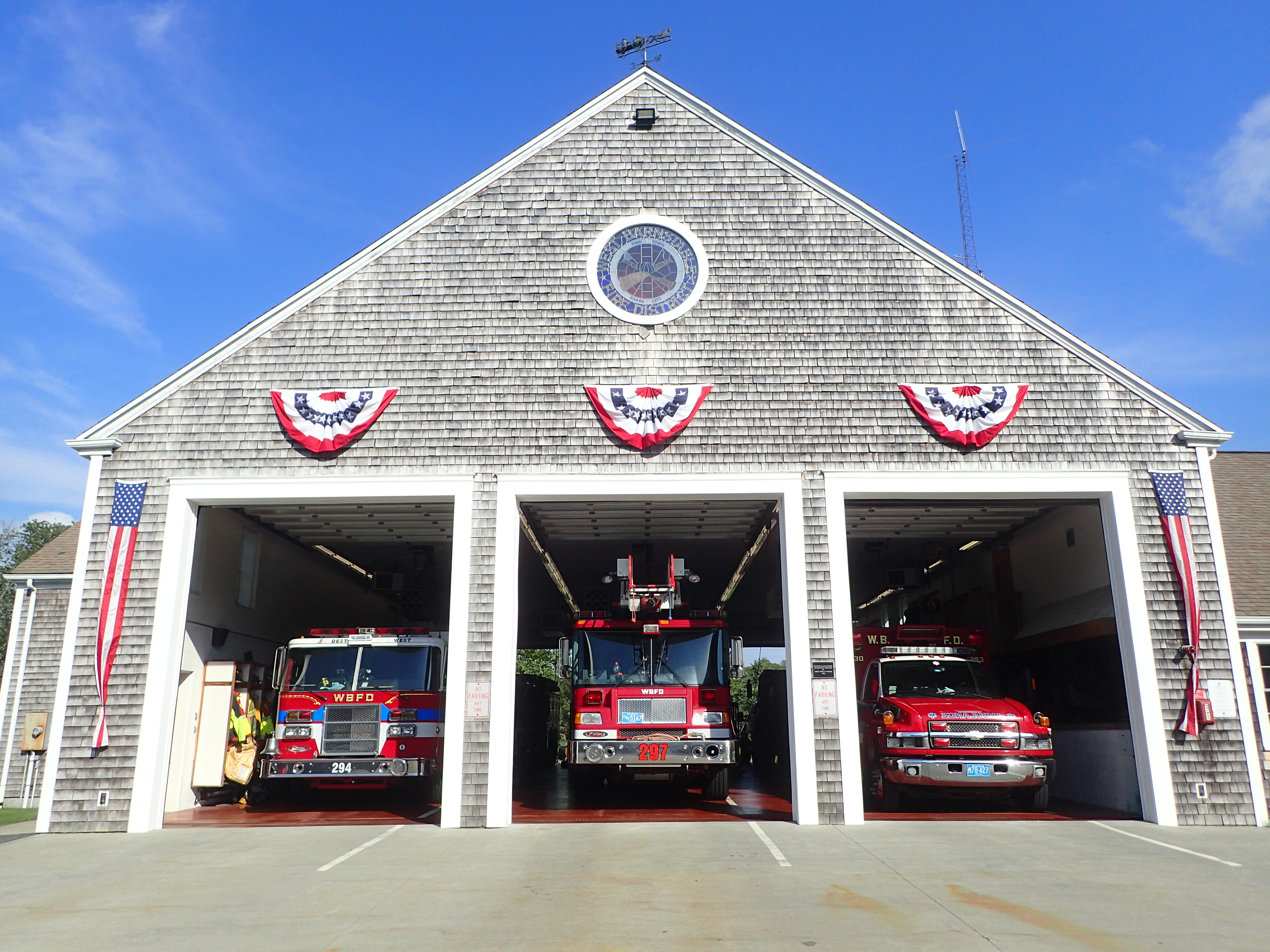 West Barnstable Fire District